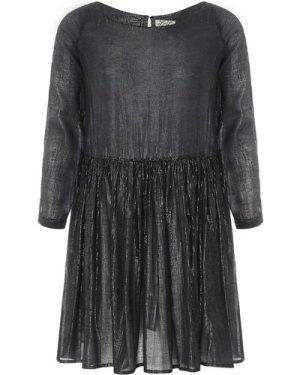 Coupette Lurex Dress - Women's Collection -