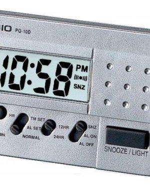 Casio Alarm Clock PQ-10D-8REF