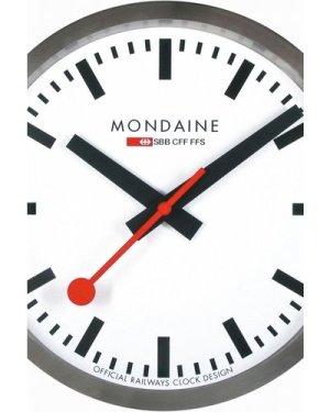 Mondaine Swiss Railways Wall Clock A990.CLOCK.16SBB