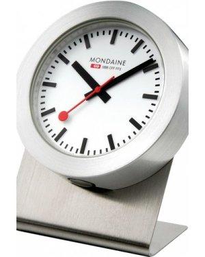 Mondaine Swiss Railways Magnetic Desk Clock A6603031881SBB
