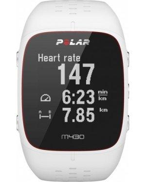 Unisex Polar M430 Bluetooth Wrist HR Smart Activity Tracker Alarm Chronograph Watch 90064407