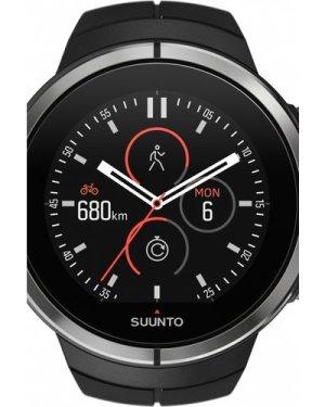 Unisex Suunto Spartan Ultra Ultra Black HR Bluetooth Alarm Watch SS022658000