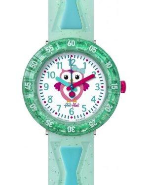 Childrens Flik Flak Get Minty Watch FCSP059