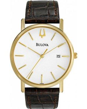 Mens Bulova Essentials Watch 97B100