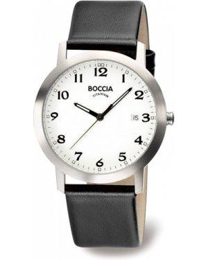 Mens Boccia  Titanium Watch B3544-01