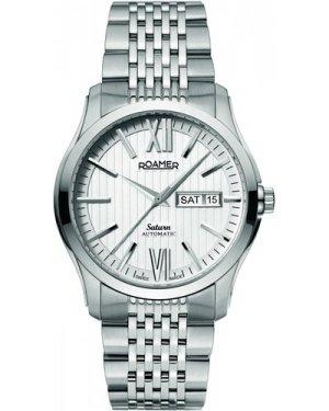 Mens Roamer Saturn Automatic Watch 941637411390