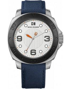 Mens Hugo Boss Orange Watch 1512667
