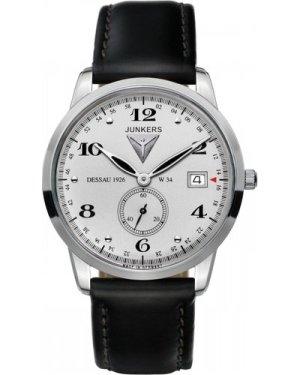 Mens Junkers Dessau 1926 Flatline Watch 6334-4