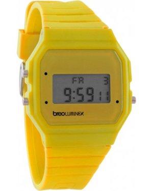Breo Luminex Yellow WATCH B-TI-LX68