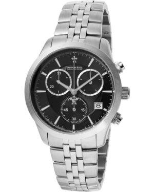 Mens Dreyfuss Co 1953 Chronograph Watch DGB00062/04