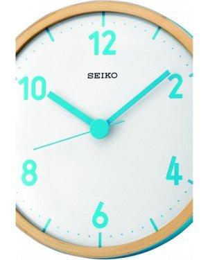 Seiko Clocks Wooden Wall QXA533L