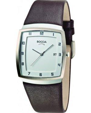 Mens Boccia Titanium Watch B3541-01