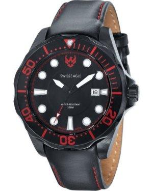 Mens Swiss Eagle Ballast Watch SE-9018-02