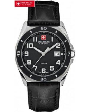 Mens Swiss Military Hanowa Guardian Watch 6-4190.04.007