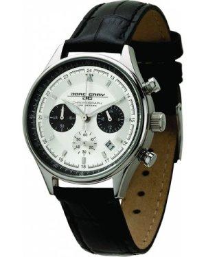 Mens Jorg Gray Chronograph Watch JG6550L