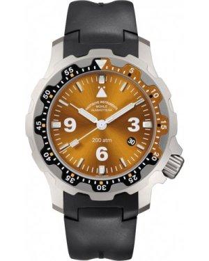 Mens Muhle Glashutte Rasmus 2000 Automatic Watch M1-28-87-KB