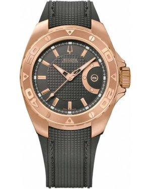 Mens Bulova Accutron Curacao Watch 64B108