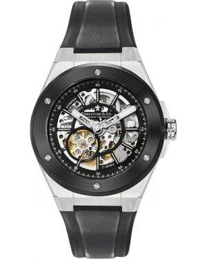 Mens Dreyfuss Co 1890 Skeleton Automatic Watch DGS00115/04