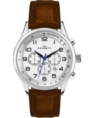 Mens Kennett Savro Modern Watch SVSILWHLGBRMD