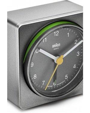 Braun Clocks Pivot Switch Alarm Clock BNC011GYGY