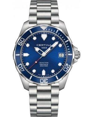 Mens Certina DS Action Precidrive Watch C0324101104100