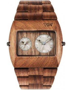 Unisex Wewood Jupiter RS Watch WWD-JUPRS-NUT