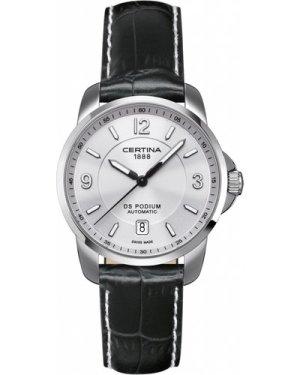 Mens Certina DS Podium Automatic Watch C0014071603700