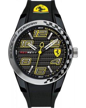 Mens Scuderia Ferrari Redrev T Watch 0830337
