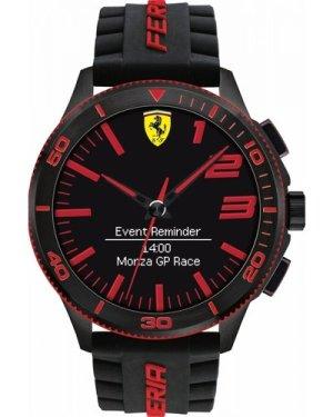Mens Scuderia Ferrari Alarm Watch 0830375