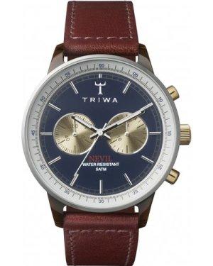 Mens Triwa Duke Nevil 2.0 Chronograph Watch NEAC118:2-SC010313
