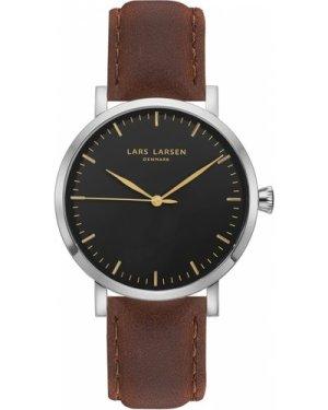 Mens Lars Larsen LW43 Watch 143SBBL