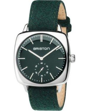 Unisex Briston Clubmaster Vintage Steel Watch 17440.PS.V.16.LFBG