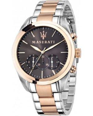 Mens Maserati Traguardo Watch R8873612003