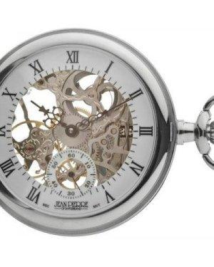 Jean Pierre Half Hunter Pocket Mechanical Watch JP-G303CM