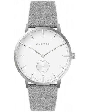 Unisex Kartel Scotland Kendrick 40mm Cashmere Watch KT-KEND-SWLG