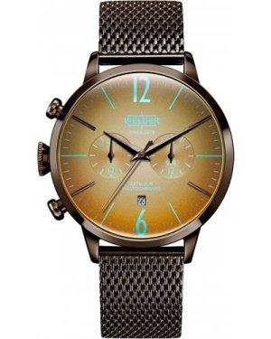 Unisex Welder The Moody 42mm Dual Time Watch K55/WWRC804