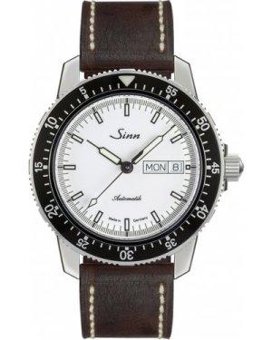 Mens Sinn 104 St Sa I W Instrument Automatic Watch 104.012
