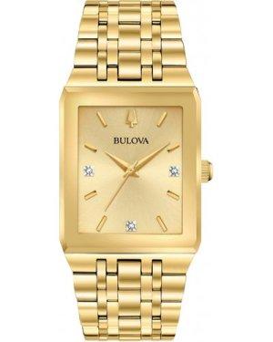 Bulova Quadra Watch 97D120