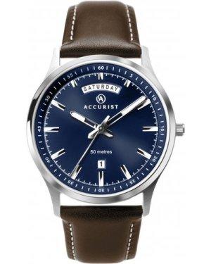Accurist Men's Strap Watch 7262