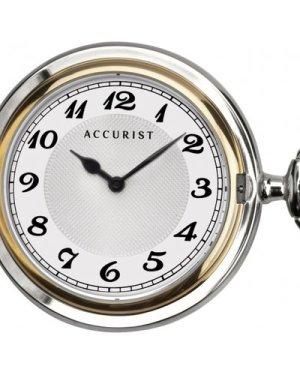 Accurist Mens Pocket Watch 7311