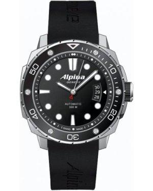 Mens Alpina Extreme Diver Automatic Watch AL-525LB4V26