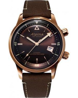 Alpina Seastrong Diver Heritage Watch AL-525BR4H4