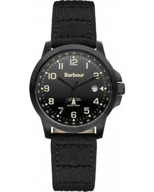 Mens Barbour Swale Watch BB020BKBK