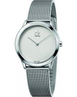 Unisex Calvin Klein Minimal 35mm Watch K3M2212Y