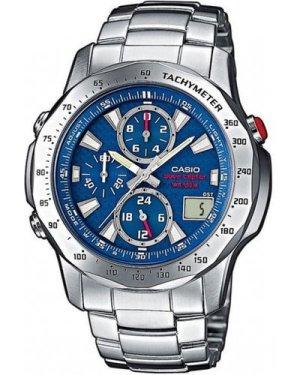Mens Casio Alarm Chronograph Watch WVQ-550DE-2AVER