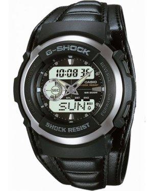 Mens Casio G-Shock Alarm Chronograph Watch G-300L-1AVES
