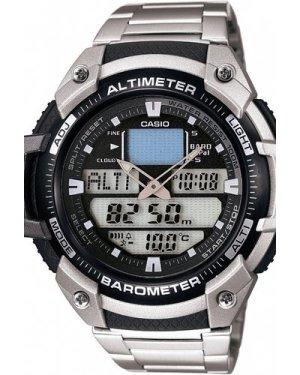 Mens Casio Sports Gear Alarm Chronograph Watch SGW-400HD-1BVER
