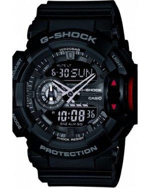 Mens Casio G-Shock Alarm Chronograph Watch GA-400-1BER