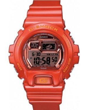Mens Casio G-Shock X-L Bluetooth Alarm Chronograph Watch GB-X6900B-4ER