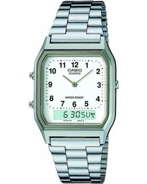 Mens Casio Classic Collection Alarm Watch AQ-230A-7BMQYES